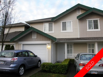Surrey Townhouse for sale:  3 bedroom 1824 sqft (Listed 2008-12-02)